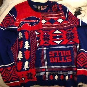 Nfl Sweaters Buffalo Bills Ugly Xmas Sweater Poshmark